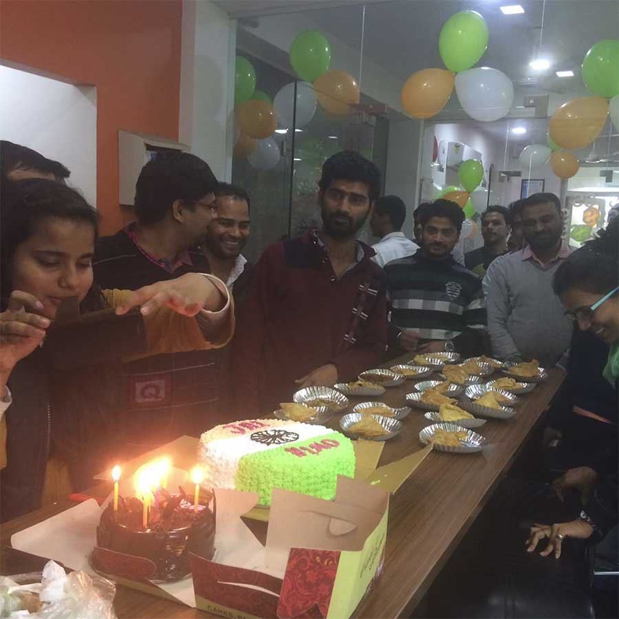 Republic Day Celebration at SaffronTech