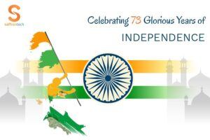 Saffron Celebrates 73rd Independence Day