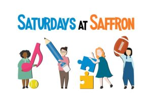 Saturdays at Saffron