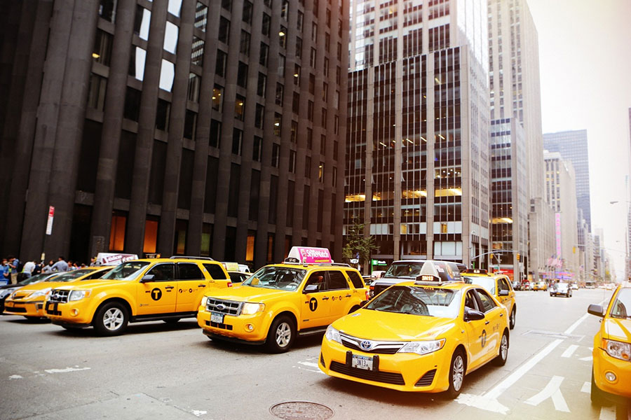 Taxi Holding Line App